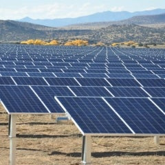 Facebook Shines in New Mexico With 100MW of new Solar Projects to Power Datacenter