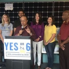 Clean Energy Wins in Midterms with Candidates Winning Key Votes