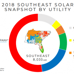 Solar Takes Root in Southeast, but Some Utilities Still Lag