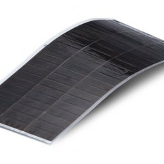 Alta Devices Develops Ultralight Solar Panels to Power UAVs