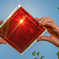 To Create Next Generation of Solar Panels, Europe Creates European Perovskite Initiative