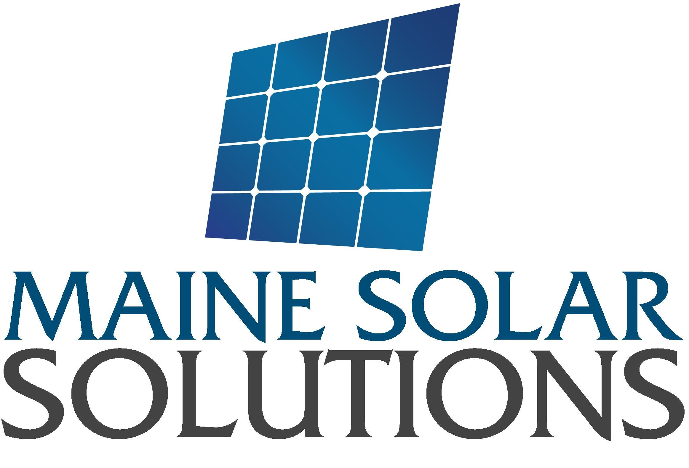 Maine Solar Solutions 04 15 2019