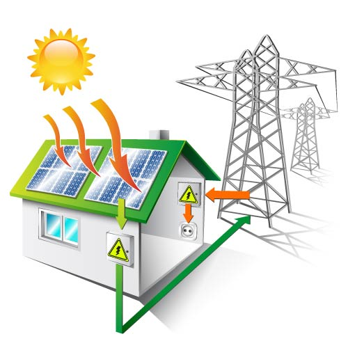 how does solar energy work and how do we use solar energy in our homes rh solarreviews com