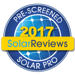 Pre-Screened Solar Pro