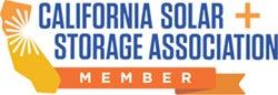 California solar storage association