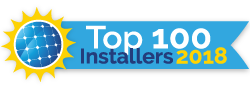 SolarReviews.com top 100 solar installers