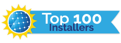 Top 100 solar installers of all time