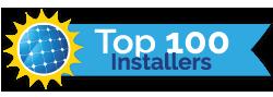 Top 100 solar installers